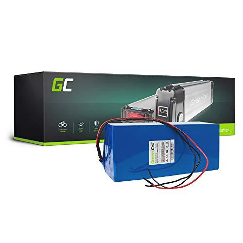 Green Cell EBIKE 36V 14.5Ah Batteria Battery Pack Pedelec con Celle Panasonic Li-Ione Bicicletta Elettrica per Olympia Bulls Bio Bike Bergamont