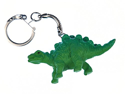 Estegosaurio llavero Miniblings Dino dinosaurio placas posteriores