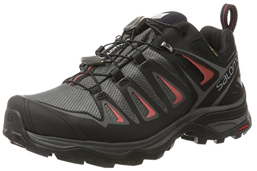 Salomon X Ultra 3 Gtx W, Scarpe Running Donna, Nero, 39 1/3 EU