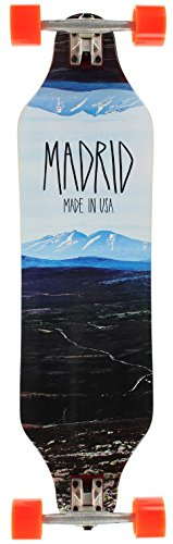 "Madrid Missionary Mountain 37.375\"" Longboard, Zoll"