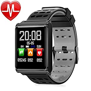 41kOMpFaFEL. SS300  - Xwly-Ft Activity Tracker Heart Rate Monitor Multi-Function Sports Waterproof Bluetooth Pedometer Health Smart Bracelet Full Touch Color Screen Smart Reminder Android IOS