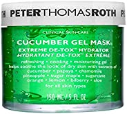 Peter Thomas Roth Cucumber De-Tox Foaming Cleanser Cleanser For Unisex