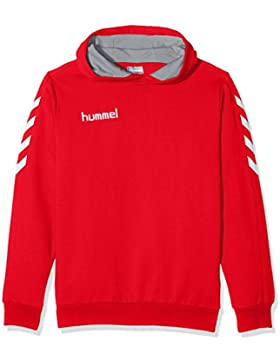 Hummel Niños Core Cotton–Sudadera, Infantil, 133451-3062, True Red, 164-176