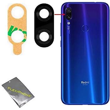 FLEXIPHONE pour Xiaomi Pocophone F1 Lentille vitre en Verre de Remplacement de la caméra Arriere Appareil Photo avec adhesif Consommables et accessoires