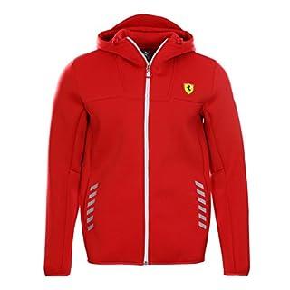 Puma SF Scuderia Ferrari Softshell Jacke rot M