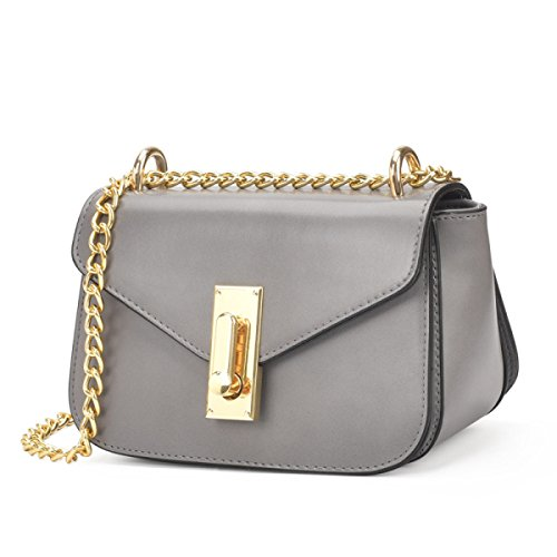 KYFW Womens Messenger Bag Einfache Wild Satteltasche C