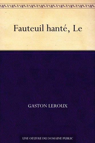 Couverture du livre Fauteuil hanté, Le