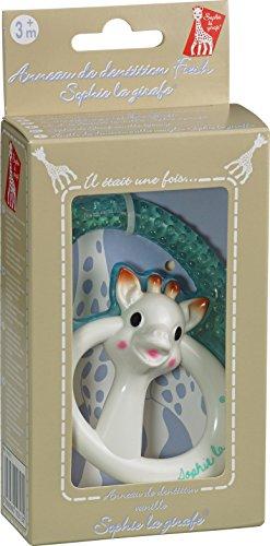 Preisvergleich Produktbild Vulli 010329 Beißring fresh Sophie la Girafe, blau
