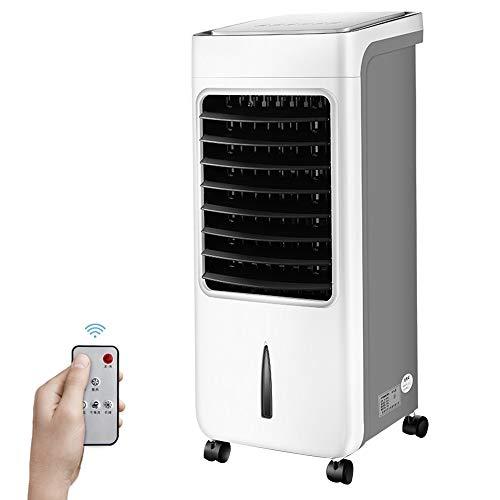 Verdunstungskühler, tragbare 3-in-1-Klimaanlage 12-Stunden-Fernbedienung Timing Silent Small Air Conditioner for den Kühlbereich im Wohnzimmer 320 Quadratmeter, ft, 66 cm (66 Quadratmeter)