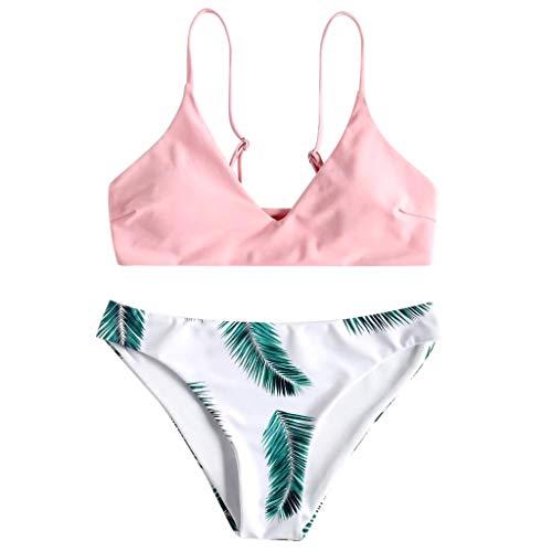 BOLANQ Damen Einteiler Badeanzug,Einteilige Bauchweg Bademode Schwimmanzug Schlankheits figurformend Strandmode