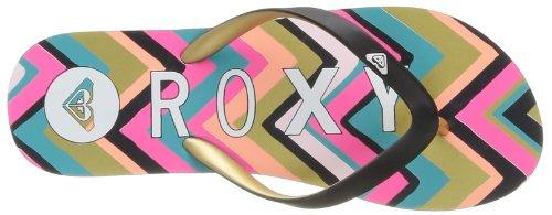 Roxy TAHITI V J SNDL GLD, Ciabatte da spiaggia/piscina donna rosa (Rose (Gld))