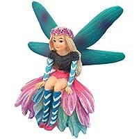 Katrina, El Hada de Jardín – Estatuilla de Hada en Miniatura para Tu Jardín de Hadas y Estatuillas en Miniatura de GlitZGlam