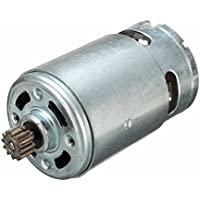 EsportsMJJ 7.2/12/14.4/18V 12 Dientes Motor De Engranaje Eléctrico para Bosch-14,4 V