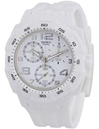 Swatch Herrenuhr-Chronograph Mister Pure SUIW402