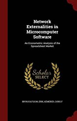 Network Externalities in Microcomputer Software: An Econometric Analysis of the Spreadsheet Market