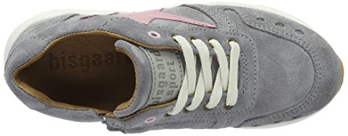 Bisgaard Schnürschuhe, Sneakers basses mixte enfant Grau (403 Grey)