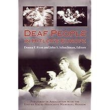 Deaf People in Hitler's Europe
