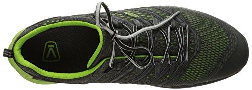 Keen Versago Walking Shoes Black/Greenery