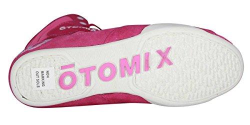 Otomix Stingray Fitness Schuhe Herren, Verschiedene Farben und Größen Pink