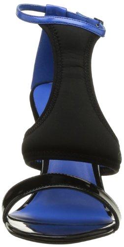 Calvin Klein Ibis, Sandales femme Noir (Bkc)
