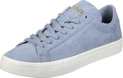 adidas Courtvantage Bz0431, Chaussures de Fitness Homme Bleu (Azutac / Azutac / Azutac)