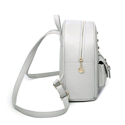 Sac à bandoulière casual version coréenne de doubles/ Automne/ propre sac d'école/Wild women of fashion-B C