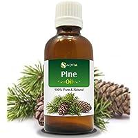 Kiefer-Öl 100% Natural Pure unverdünnt ungeschliffen ätherisches Öl 100ml preisvergleich bei billige-tabletten.eu