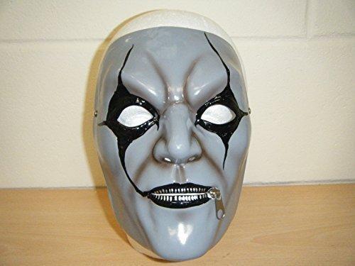 SLIPKNOT JIM ROOT BAND HALLOWEEN FANCY DRESS UP WRESTLING MASK ADULT - Craig-maske Slipknot