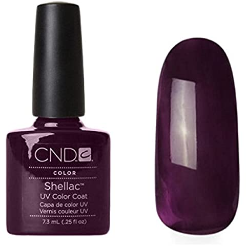 CND Shellac 7,3ml - DARK DAHLIA - Smalto Semipermenante