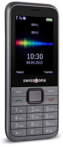swisstone SC 560 – Dual SIM Mobiltelefon mit extra großem beleuchtetem Farbdisplay - 3