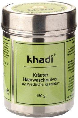 Khadi- Poudre de soin lavante - avorise la pousse des