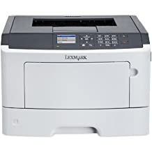 Lexmark MS510dn 1200 x 1200DPI A4 - Impresora láser (1200 x 1200 DPI, 80000 páginas por mes, Microsoft XPS,PCL 5e,PCL 6,PDF 1.7,PostScript 3,PPDS, Laser, Negro, 1500 - 14000 páginas por mes)