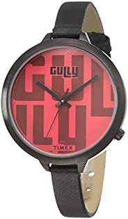 Gully by Timex Gully Analog Red Dial Women's Watch-TW013