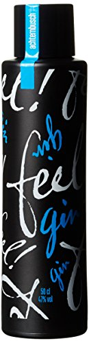 Feel! Munich Dry Gin Limited Black Edition - Bio (1 x 0.5 l)