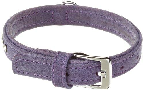 karlie-buffalo-denim-collars-with-rhinestones-35-cm-x-17-mm-lavender