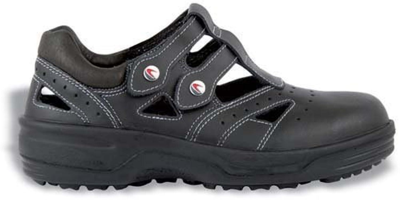 Cofra 76550 – 000.w39 mujeres calzado,Monique, tamaño 5,5, negro