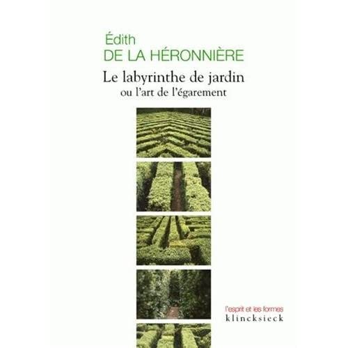 Le Labyrinthe de jardin