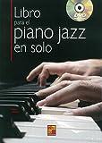 Cristian Balderas: Libro Para El Piano Jazz en Solo (Book/DVD) Piano+DVD -