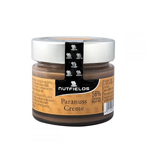 Nutfields Paranuss-Creme, 175g, 56% Paranüsse, Vegan