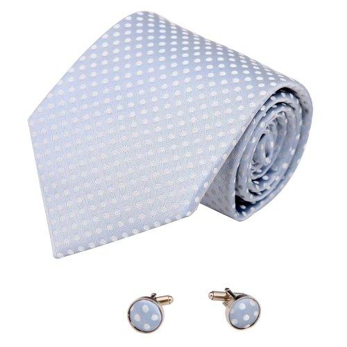 fen Unendlichkeit Geschenke Idee One Size Party Geschenk Seide Krawatten Manschettenkn?pfe Set 2PT Von Y&G (Halloween-party-ideen Für Das Büro)