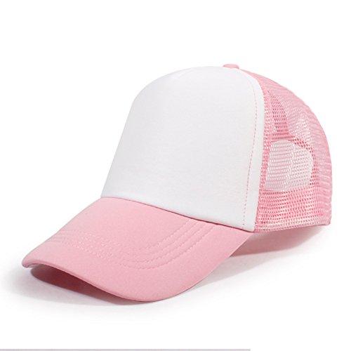 Hut/Cap Frühling koreanischen Männer/Damen Baseballcap/ Mesh Cap Benn/ Millinery Sommer Gezeiten-J One (Benn Herr Kostüme)