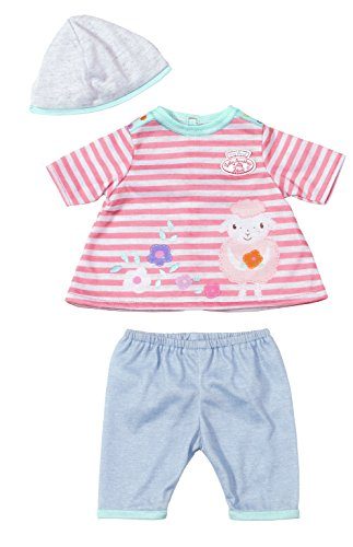 Zapf-Creation-794371-My-First-Baby-Annabell-Spiel-Outfit-sortiert