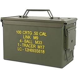 Boîte à munitions uS munitionskiste m2A1