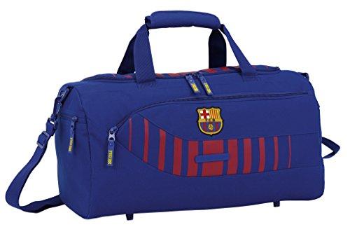 Safta Bolsa De Deporte F.C. Barcelona 17/18 Oficial 500x250x250mm