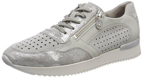 Gabor Shoes Damen Casual Derbys, Grau (Grau/Stone/Delfin), 39 EU