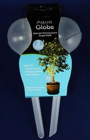 4 x 2 Plastic Plant Watering Globes