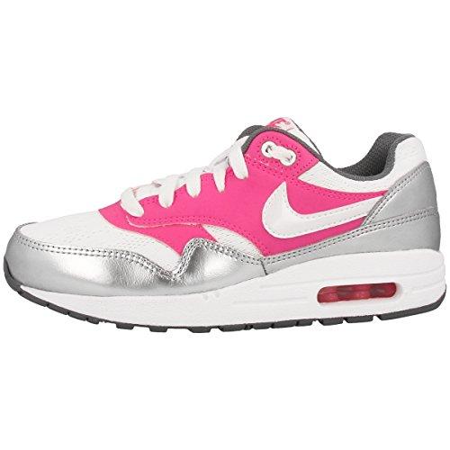 Nike Air Max 1 imprimir (gs) Formadores 719954 zapatillas zapatos WQArj