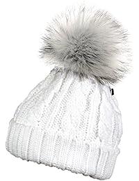 Amazon.fr   Blanc - Packs bonnet, écharpe et gants   Accessoires ... d67bb706141