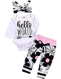 Pants Outfits Set Kl PFG 2pcs neugeborenes Baby mit Kapuze Strickjacke Tops