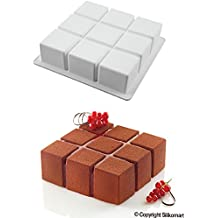 Moule en silicone Cubik - La boutique des pâtissiers